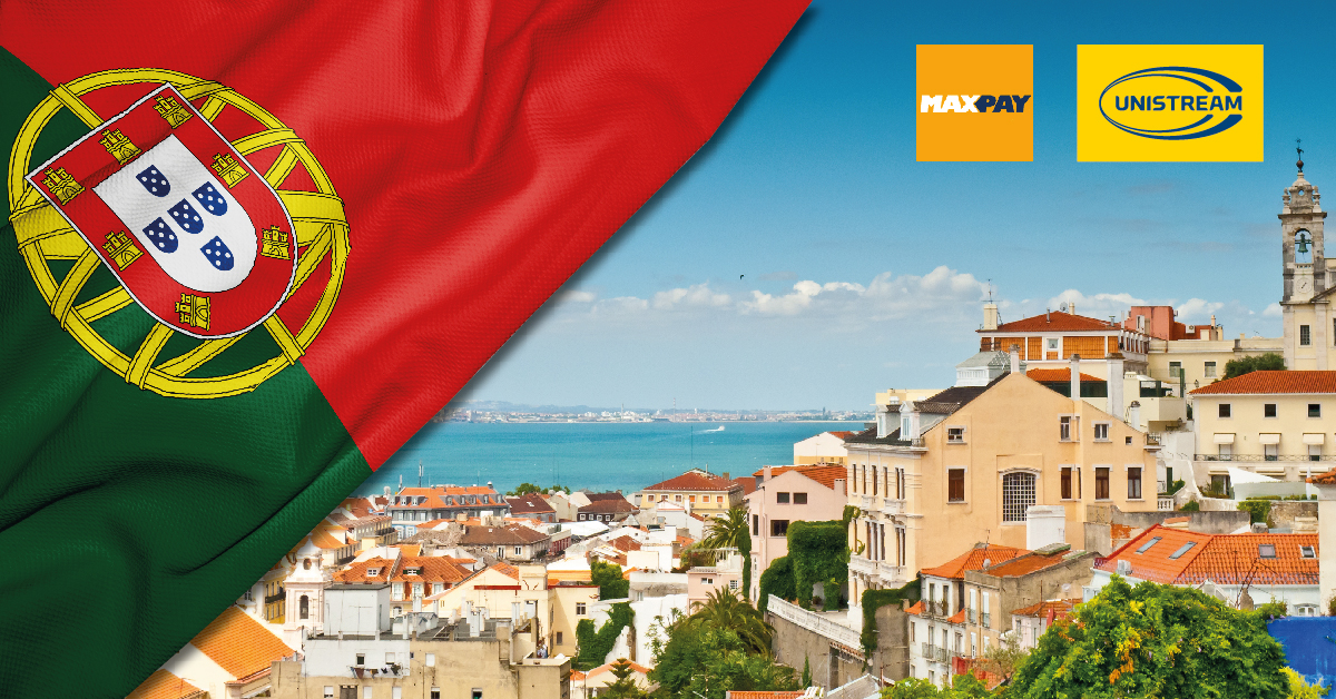 Unistream Now Offers a Better Way to Send Money to Portugal